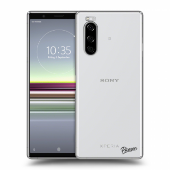 Obal pro Sony Xperia 5 - Clear