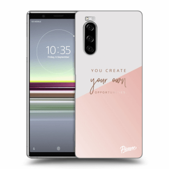 Obal pro Sony Xperia 5 - You create your own opportunities