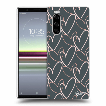 Obal pro Sony Xperia 5 - Lots of love