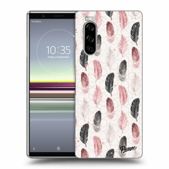Obal pro Sony Xperia 5 - Feather 2