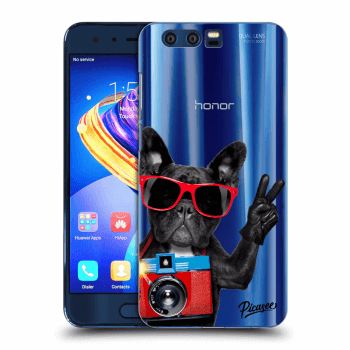 Obal pro Honor 9 - French Bulldog