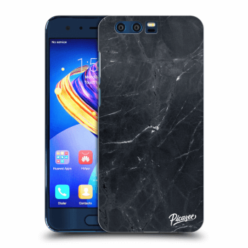 Obal pro Honor 9 - Black marble