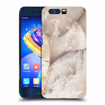 Obal pro Honor 9 - Cream marble