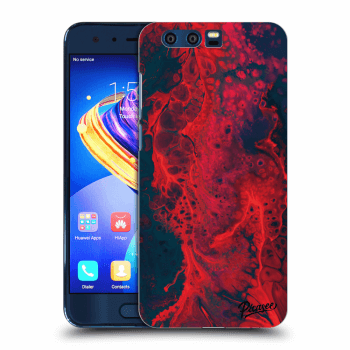 Obal pro Honor 9 - Organic red