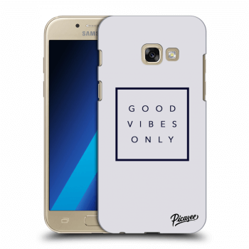 Obal pro Samsung Galaxy A3 2017 A320F - Good vibes only