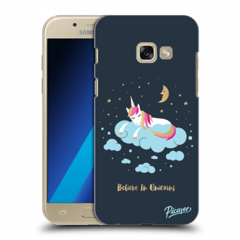 Obal pro Samsung Galaxy A3 2017 A320F - Believe In Unicorns