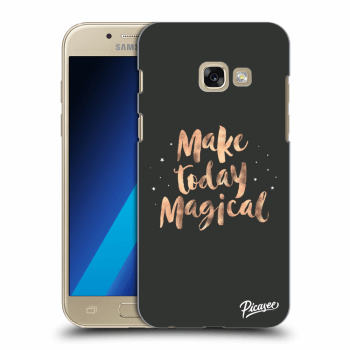 Obal pro Samsung Galaxy A3 2017 A320F - Make today Magical