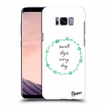 Obal pro Samsung Galaxy S8+ G955F - Small steps every day