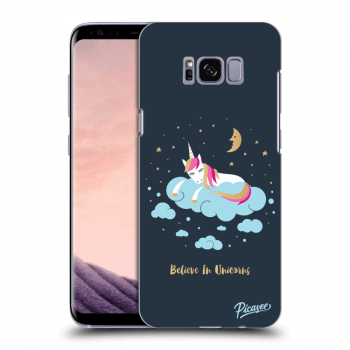 Obal pro Samsung Galaxy S8+ G955F - Believe In Unicorns