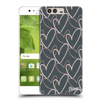 Obal pro Huawei P10 - Lots of love