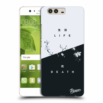 Obal pro Huawei P10 - Life - Death