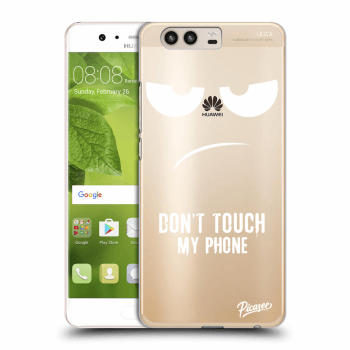 Obal pro Huawei P10 - Don't Touch My Phone