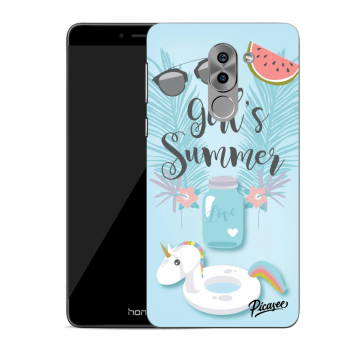 Obal pro Honor 6X - Girls Summer