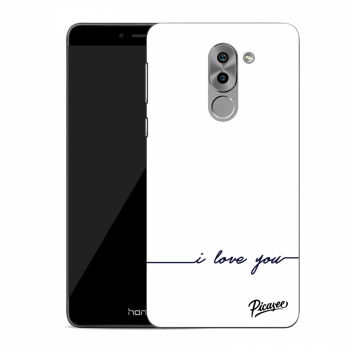 Obal pro Honor 6X - I love you