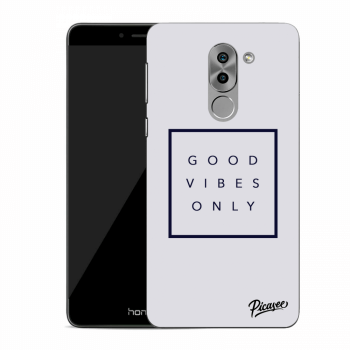 Obal pro Honor 6X - Good vibes only