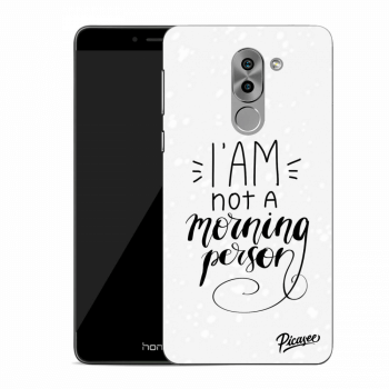 Obal pro Honor 6X - I am not a morning person