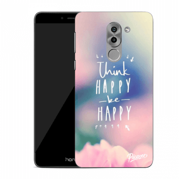 Obal pro Honor 6X - Think happy be happy