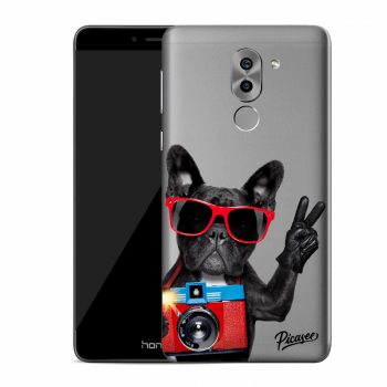Obal pro Honor 6X - French Bulldog