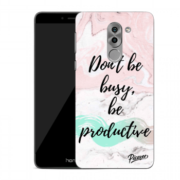 Obal pro Honor 6X - Don't be busy, be productive