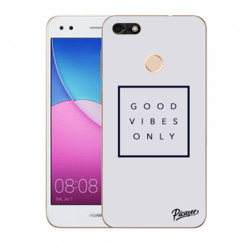 Obal pro Huawei P9 Lite Mini - Good vibes only