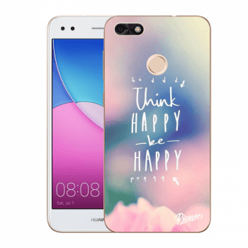 Obal pro Huawei P9 Lite Mini - Think happy be happy