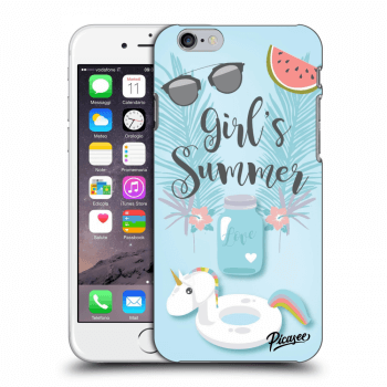 Obal pro Apple iPhone 6/6S - Girls Summer