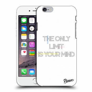 Obal pro Apple iPhone 6/6S - The only limit is your mind