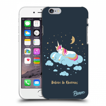 Obal pro Apple iPhone 6/6S - Believe In Unicorns
