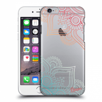 Obal pro Apple iPhone 6/6S - Flowers pattern