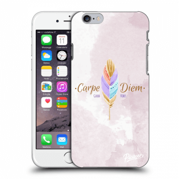 Obal pro Apple iPhone 6/6S - Carpe Diem
