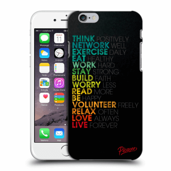 Obal pro Apple iPhone 6/6S - Motto life