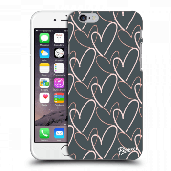 Obal pro Apple iPhone 6/6S - Lots of love