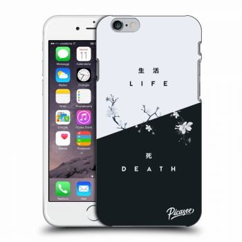 Obal pro Apple iPhone 6/6S - Life - Death