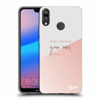 Obal pro Huawei P20 Lite - You create your own opportunities