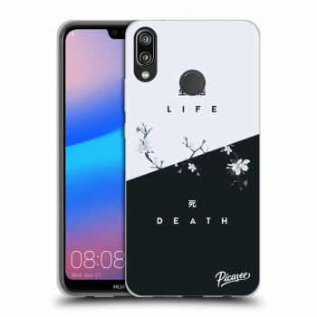Obal pro Huawei P20 Lite - Life - Death