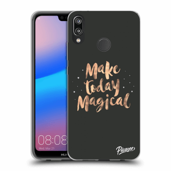 Obal pro Huawei P20 Lite - Make today Magical