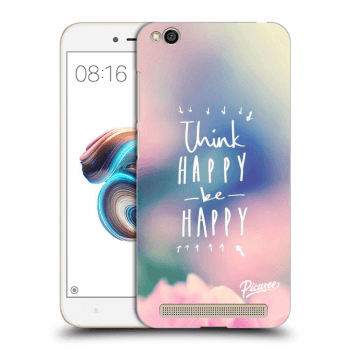 Obal pro Xiaomi Redmi 5A - Think happy be happy