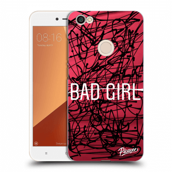 Obal pro Xiaomi Redmi Note 5A Global - Bad girl