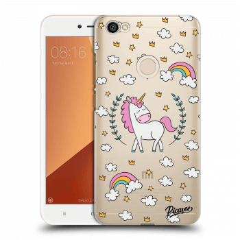 Obal pro Xiaomi Redmi Note 5A Global - Unicorn star heaven