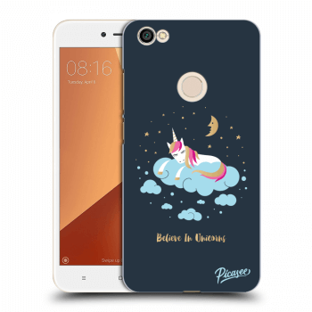 Obal pro Xiaomi Redmi Note 5A Global - Believe In Unicorns