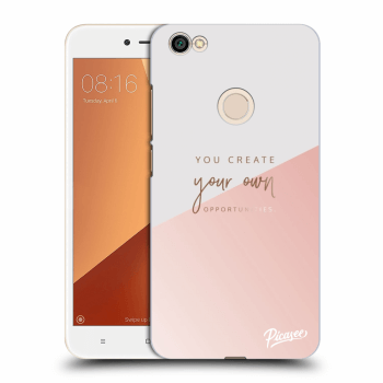 Obal pro Xiaomi Redmi Note 5A Global - You create your own opportunities