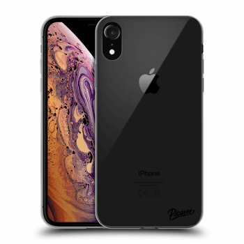 Obal pro Apple iPhone XR - Clear
