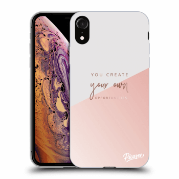 Obal pro Apple iPhone XR - You create your own opportunities