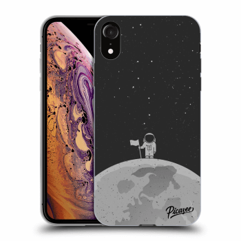 Obal pro Apple iPhone XR - Astronaut