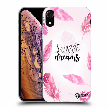 Obal pro Apple iPhone XR - Sweet dreams