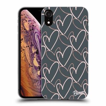 Obal pro Apple iPhone XR - Lots of love