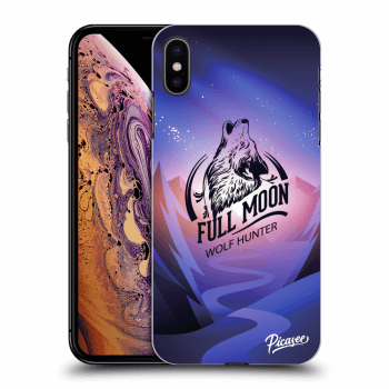 Obal pro Apple iPhone XS Max - Wolf