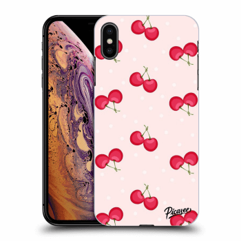 Obal pro Apple iPhone XS Max - Cherries