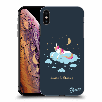 Obal pro Apple iPhone XS Max - Believe In Unicorns