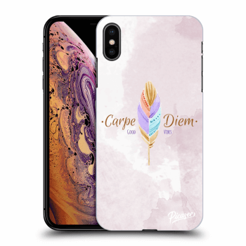 Obal pro Apple iPhone XS Max - Carpe Diem